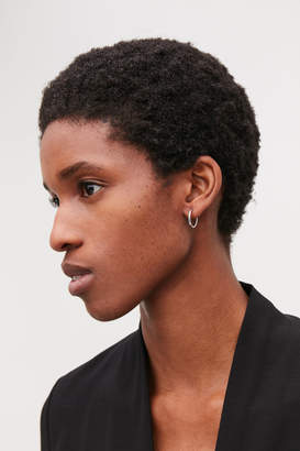 Cos SMALL HOOP EARRINGS