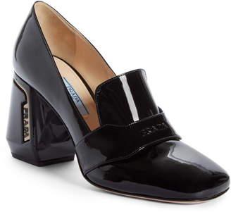 2729ce6b344 Prada Block Heels - ShopStyle