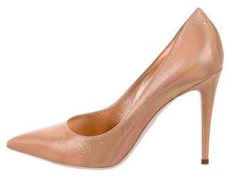 Giamba Embossed Laser Pumps w/ Tags