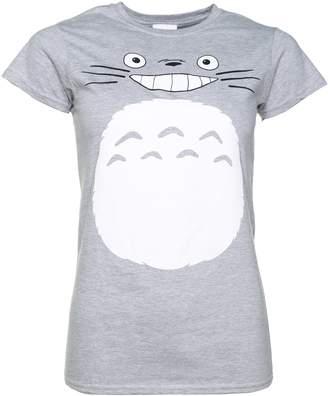 Ghibli TruffleShuffle Womens Totoro Inspired T Shirt