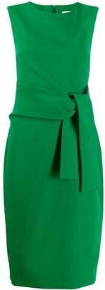 P.A.R.O.S.H. front wrap dress