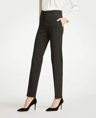 Ann Taylor The Petite Ankle Pant In Dobby