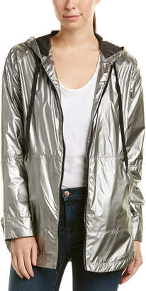 Rachel Roy Active Metallic Sheen Jacket