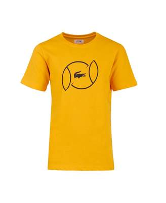 Lacoste Sport Tennis Ball Logo T-shirt