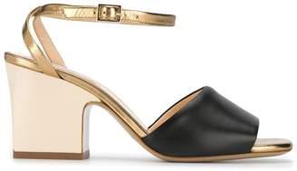 Fabio Rusconi heeled Burro sandals