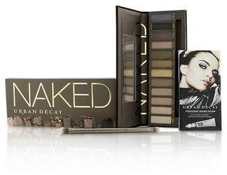 Urban Decay NEW Naked Eyeshadow Palette: 12x Eyeshadow, 1x Doubled Ended Womens
