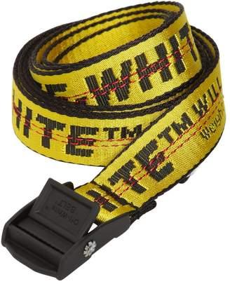 Off-White 25mm Mini Logo Nylon Belt