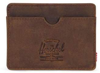 Herschel Supply Company Ltd CHARLIE WALLET - NUBUCK LEATHER