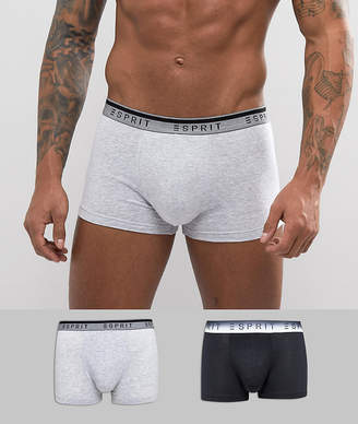 Esprit 2 Pack Trunk With Ombre Waistband