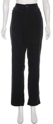 Lauren Ralph Lauren Corduroy High-Rise Pants