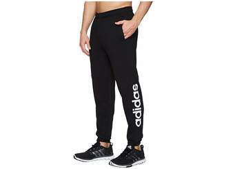 adidas Essentials Linear Tapered French Terry Pants Men's Casual Pants