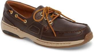 Dunham LTD Water Resistant Boat Shoe