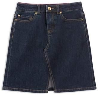 Kate Spade Girls' Dark-Wash Denim Skirt - Big Kid