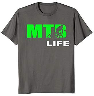 MTB Life Mountain Bike Shirt