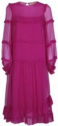 N°21 N.21 Ruffled Dress