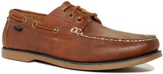 Polo Ralph Lauren Bienne Tumbled Leather Boat Shoes Men's Shoes
