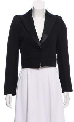 Louis Vuitton Crop Tuxedo Blazer