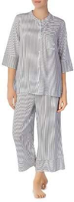 Donna Karan Capri PJ Set