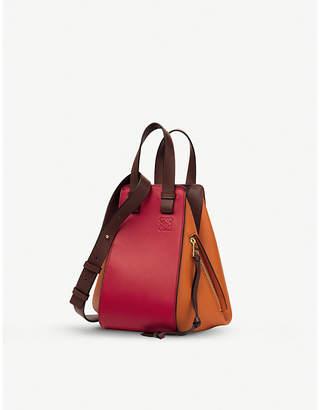 Loewe Hammock small leather handbag