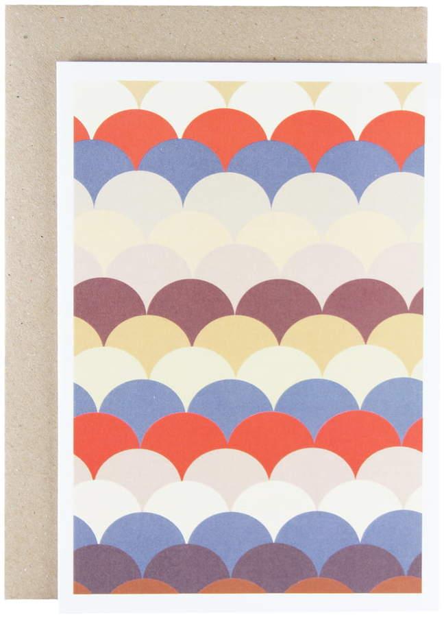 Karte Design Fabrik Karte - Ohne Zucker, muted