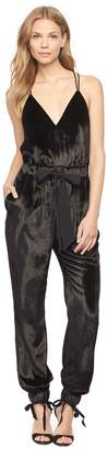 Helena MillyMilly Panne Velvet Jumpsuit