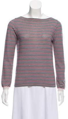 Prada Striped Lightweight Sweater