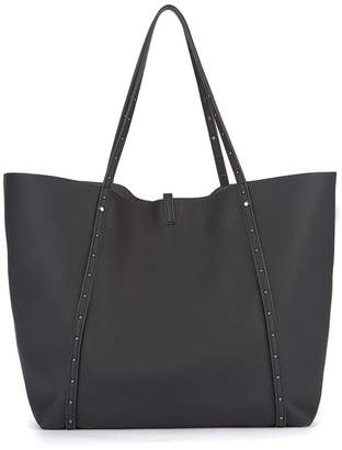 a57c07fe428 Mint Velvet Womens Black Cosima Studded Tote - Black