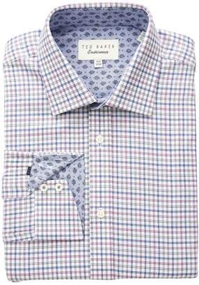 Ted Baker Welsh Endurance Dress Shirt Men's Clothing