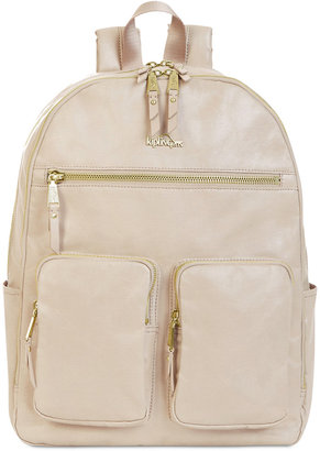 Kipling Tina Laptop Backpack $169 thestylecure.com