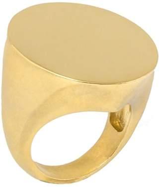 Glenda López The Maxi Signet Ring