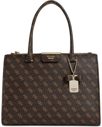 GUESS Ryann Society Signature Carryall