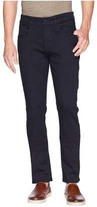 Hudson Byron Straight Zip in Hale Navy Men's Jeans