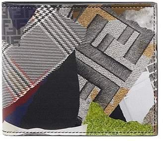 Fendi printed bi-fold wallet