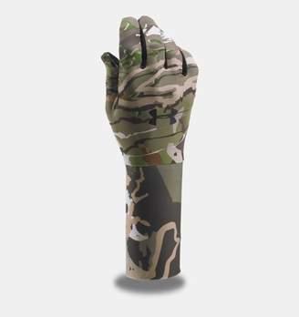 Under Armour Men's UA ColdGear® Camo Liner Gloves