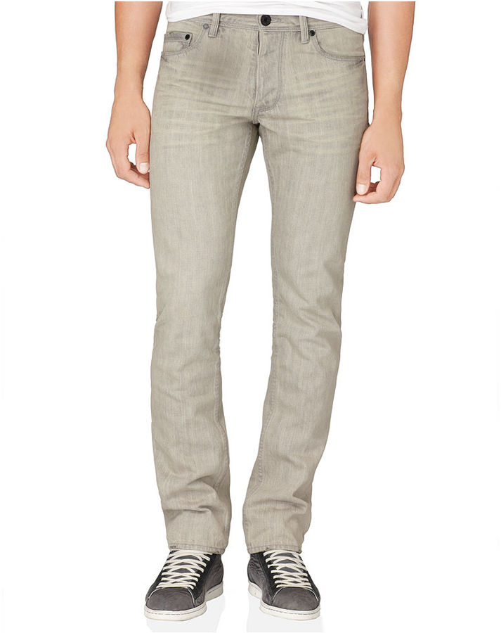 Calvin Klein Jeans Calvin Klein Jeans, Washed Down Slim Straight Jeans