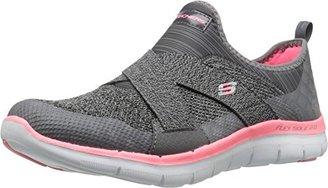 Skechers Sport Women's Flex Appeal 2.0 New Image Fashion Sneaker $70 thestylecure.com