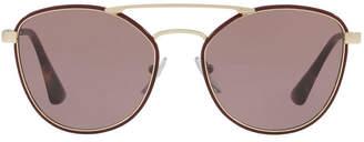 Prada PR63TS 409635 Sunglasses