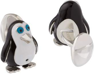 Deakin & Francis Penguin Bellybutton Cufflinks