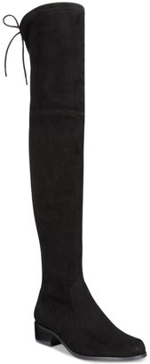 CHARLES by Charles David Gunter Over-The-Knee Flat Boots $159 thestylecure.com