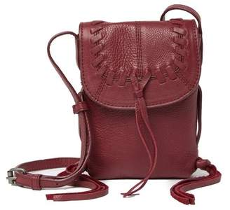 Lucky Brand Amber Leather Small Crossbody
