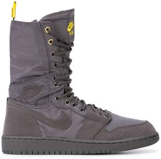 Nike Force hi-top sneakers