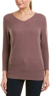 Sofia Cashmere sofiacashmere Sofiacashmere Textured Cashmere Sweater