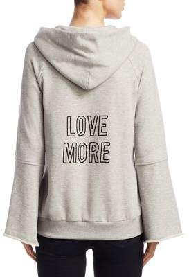 A.L.C. Laure Love More Sweatshirt