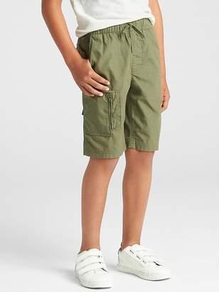 Gap Zip Pull-On Shorts