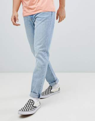 Weekday friday skinny jeans spring blue