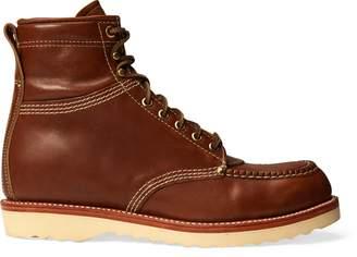 Ralph Lauren Brunel Leather Work Boot