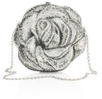 Judith Leiber New Rose Crystal Clutch $4,995 thestylecure.com