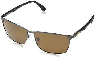 Police Sunglasses Men's SPL539 Sunglasses