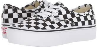 Vans Authentic Platform 2.0 Skate Shoes