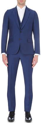 Paul Smith Mens Light Blue Suit
